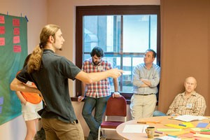 Program Evaluation & Design June 2013 Workshop. Photo by The Photographer/Wikimedia Commons